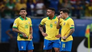 Brazil start off enduring an onslaught Copa America with prevail upon Venezuela