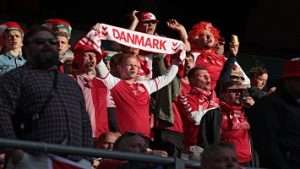 Denmark's Eriksen is joking and in a good mood: Agent